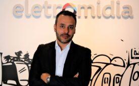Eletromidia tem novo diretor comercial