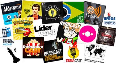 Os melhores podcasts do Brasil de 2018: para aprender e se divertir