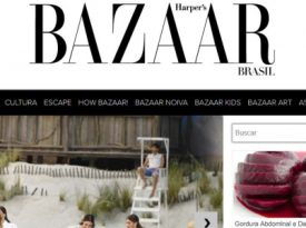 Harper's Bazaar anuncia curso de moda com Belas Artes