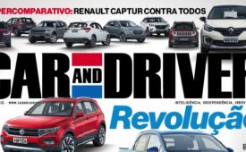 Car and Driver, da Editora Escala, é descontinuada