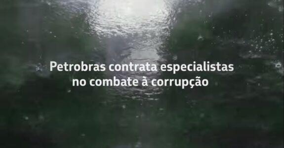 Comercial da Petrobras encara sua própria corrupção de frente