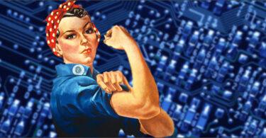 Mulheres na Tecnologia: agora é a hora, agora é a vez.