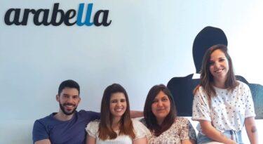 Arabella reforça equipe
