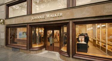 Johnnie Walker abre loja em Madri