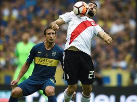 Os patrocinadores na conturbada final da Libertadores