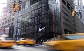 Por dentro da loja do futuro da Nike