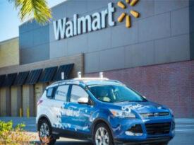 Ford e Walmart se unem em projeto de entregas autônomas