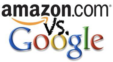 Amazon começa a brincar de busca, batendo de grente com Google