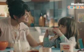 Nestlé fortalece vínculo materno para Mucilon Crescidinhos