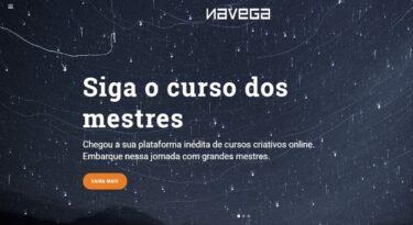 Startup de cursos online com talentos do Cinema, TV, Literatura e Design