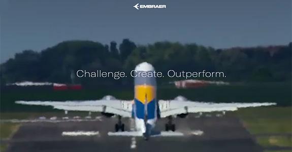 Embraer e Boeing entram em acordo