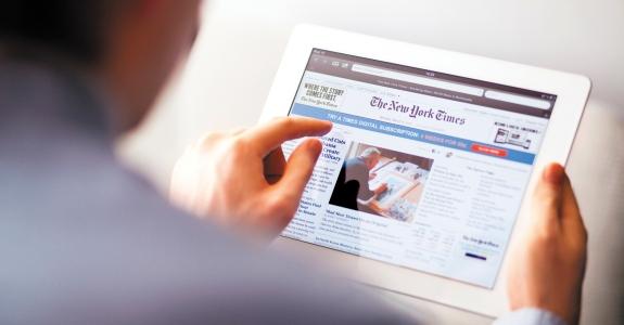 NY Times quer personalizar feed como no Facebook