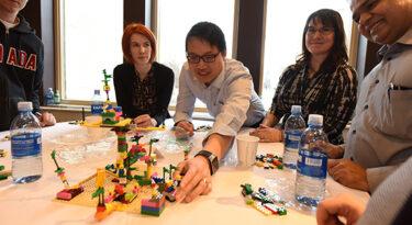Como blocos Lego têm reconstruído dinâmicas corporativas