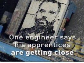Vai rolar robôs pintarem quadros de arte e a gente nem perceber? Naaaaa …