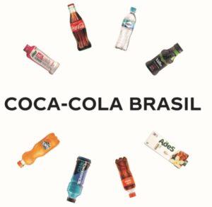 """771d84728 ... Coca-Cola"""". A versão da nova identidade no Brasil (Crédito  Divulgação)"""
