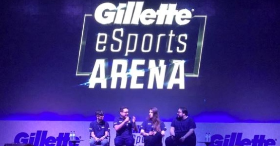 Gillette complementa estratégia de eSports com arena