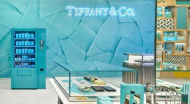 Tiffany instala terminal de autoatendimento em loja