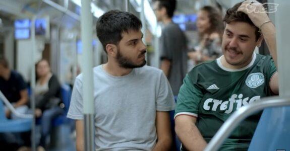 Brahma e Vice levantam discussões sobre futebol