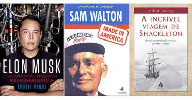 Biografias para começar bem o ano