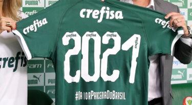 Crefisa e FAM renovam com Palmeiras