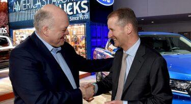 Ford e Volkswagen oficializam parceria global