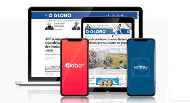 Circulação digital dos grandes jornais cresce no Brasil