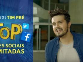 TIM escolhe Luan Santana como garoto-propaganda