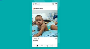 Pampers lança stickers de fraldas no Stories