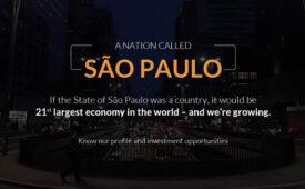 Governo de São Paulo cria site e vídeo para atrair investimentos