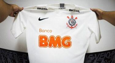 """Corinthians confirma BMG e faz mistério por """"projeto revolucionário"""""""