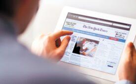 The New York Times encerra site em espanhol
