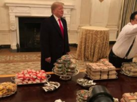 Paralisação nos EUA projeta McDonalds, Wendy´s e Burger King