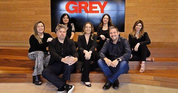 Grey Brasil promove na liderança