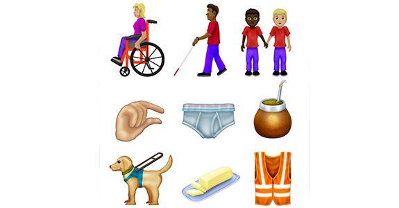 Novos emojis reforçam causas e comportamentos sociais