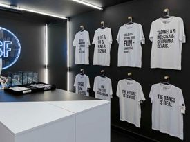 T-Shirt Factory cresce com a cultura pop