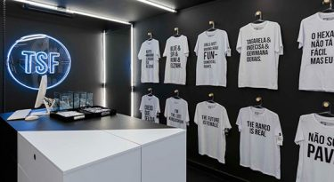 T-Shirt Factory cresce com a cultura pop