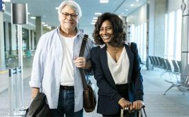 No aeroporto, Globo Repórter embarca na temporada 2019