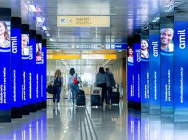 JCDecaux lança sistema de métricas para aeroportos