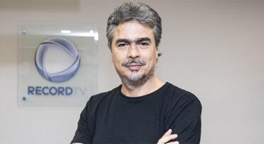 Record contrata Rogério Gallo para o Jornalismo