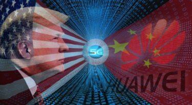 5G promove guerra tecnocomercial China/EUA. Troféu: o mercado global e a Internet das Coisas.