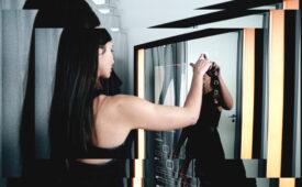 Espelho interativo muda experiência no varejo