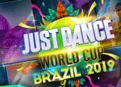 Copa do Mundo de Just Dance chega ao Brasil