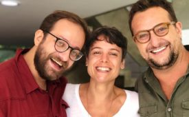 Iconoclast Brazil apresenta diretora de cena