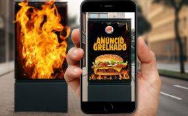 "Burger King premia ""queima"" de anúncios do McDonald´s"