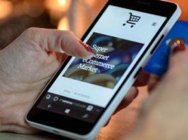 M-commerce representou mais de um terço das vendas em 2018