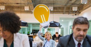 Sete dicas para estimular a criatividade