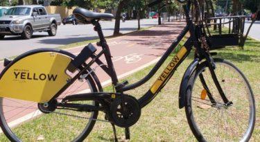 Yellow traz bicicletas elétricas para as ruas de São Paulo
