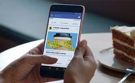Facebook faz nova campanha contra fake news