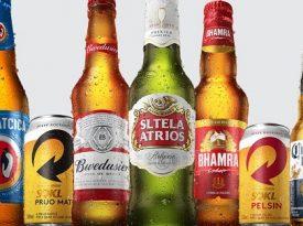 Cervejas da Ambev trocam nomes na estreia do Brasileirão