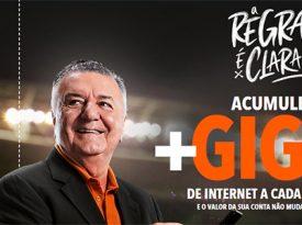 Com Nextel, Arnaldo Cezar Coelho estreia na publicidade